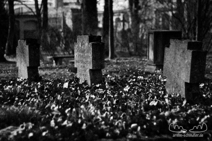 Friedhofskreuze