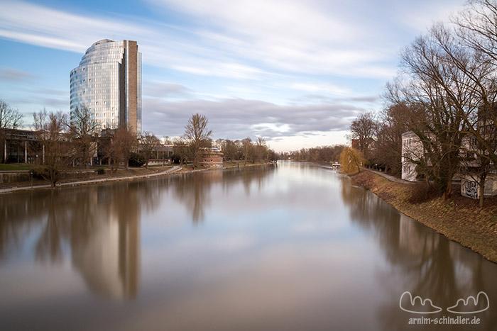 Donau Langzeitbelichtung