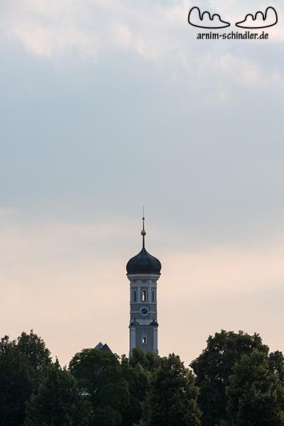 Turm am Haus der Begegnung in Ulm